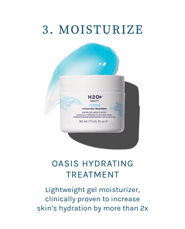 Oasis Hydrating Treatment in Bundle