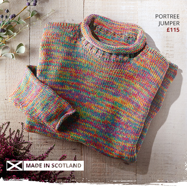 Portree Jumper £115