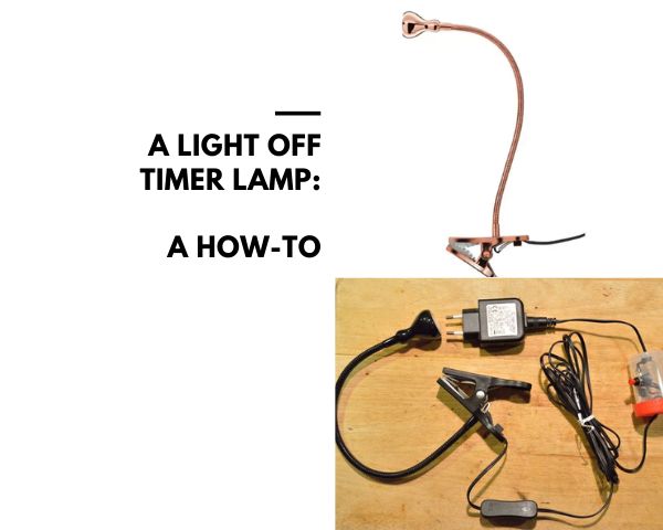 light off timer