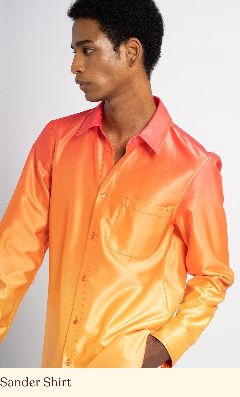 Sander Degrade Shirt