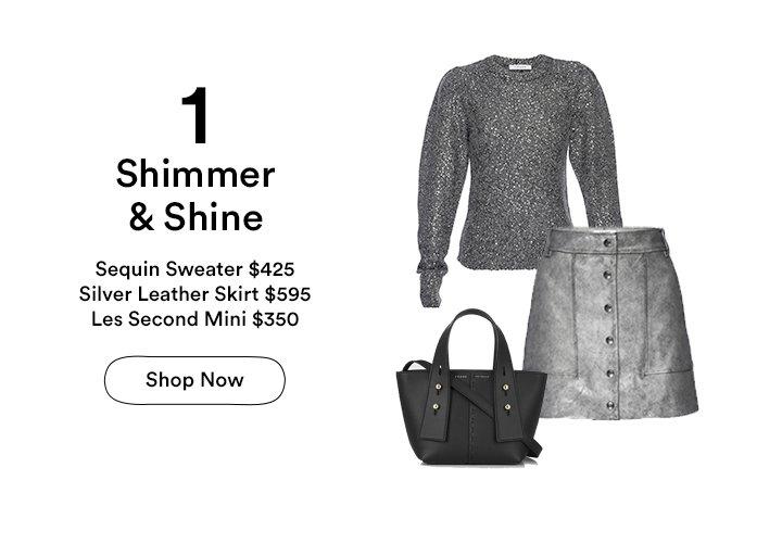 Shimmer & Shine - Shop Holiday Dressing