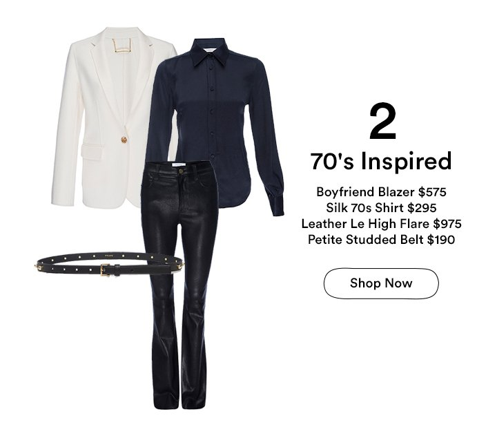 70's Inspired - Shop Holiday Dressing