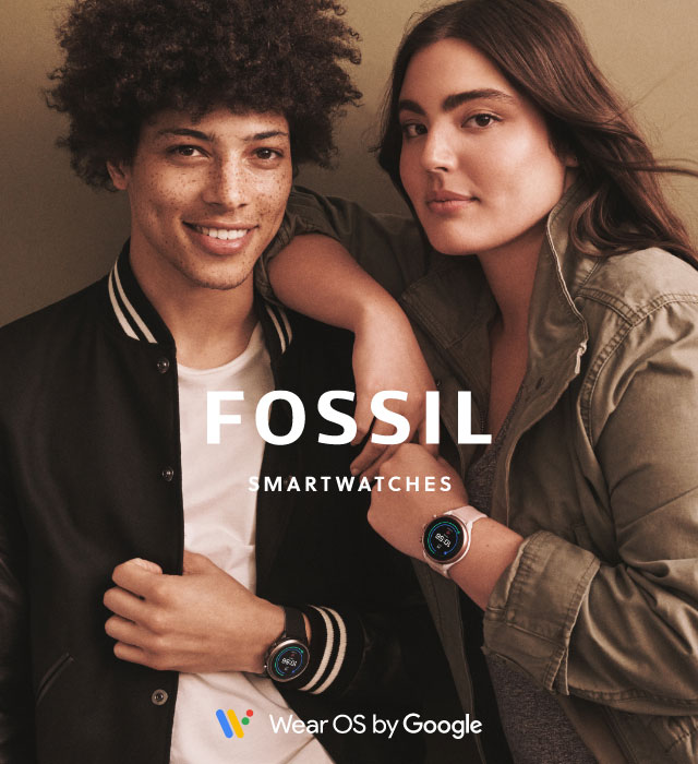 Shop Fossil Sport Smart Watches