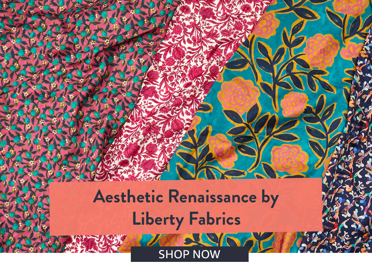 Aesthetic Renaissance by Liberty Fabrics