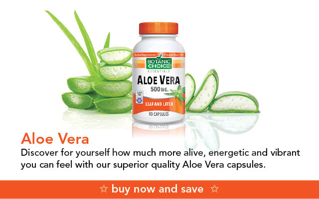 Aloe Vera buy now and save!