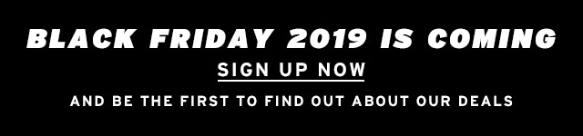 Black Friday 2019 Is Coming - Sign Up Now