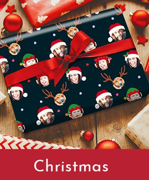 New - Christmas Wrapping Paper