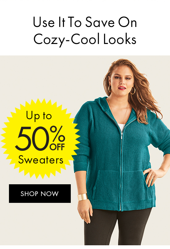 Sweaters | Up to 50% Off