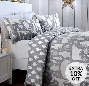 Christmas Bed Linen