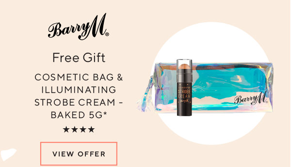 Barry M Free Gift