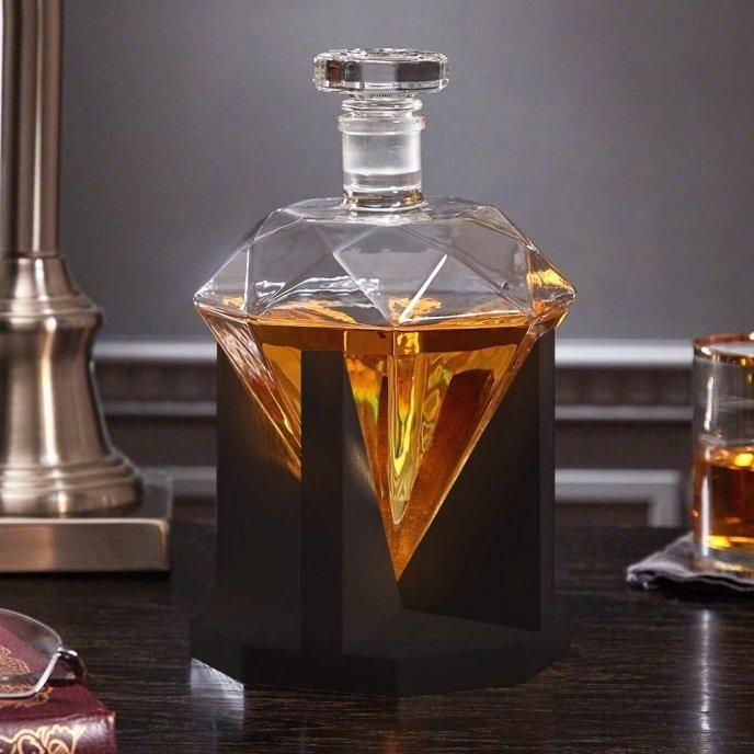 Whiskey Karaf – Diamant
