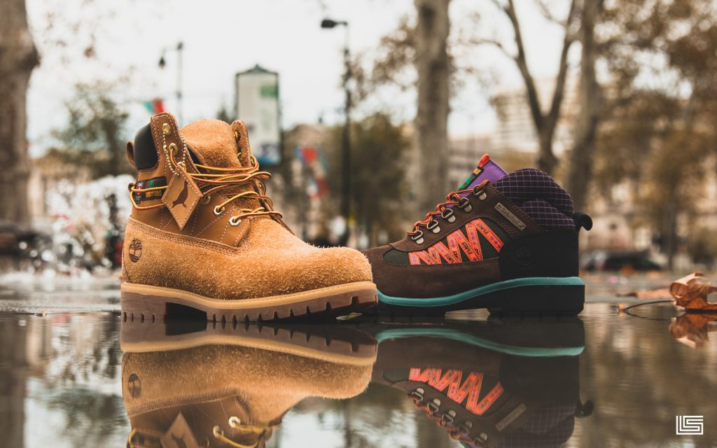 A CLOSER LOOK: TIMBERLAND X STAPLE '19 FALL/WINTER BOOT COLLABORATION