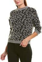 Mohair & Wool-Blend Sweater