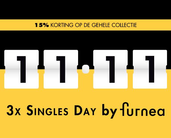 3x Single Day bij Furnea