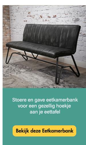 Davidi Design Capital Eetkamerbank