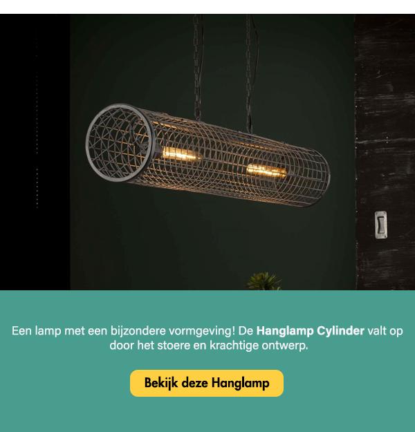Davidi Design Cylinder Hanglamp