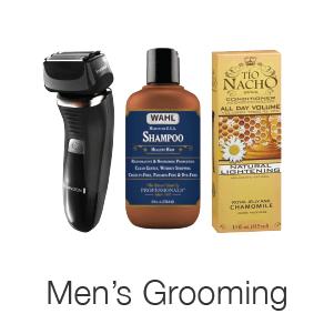 Men's Grooming Category