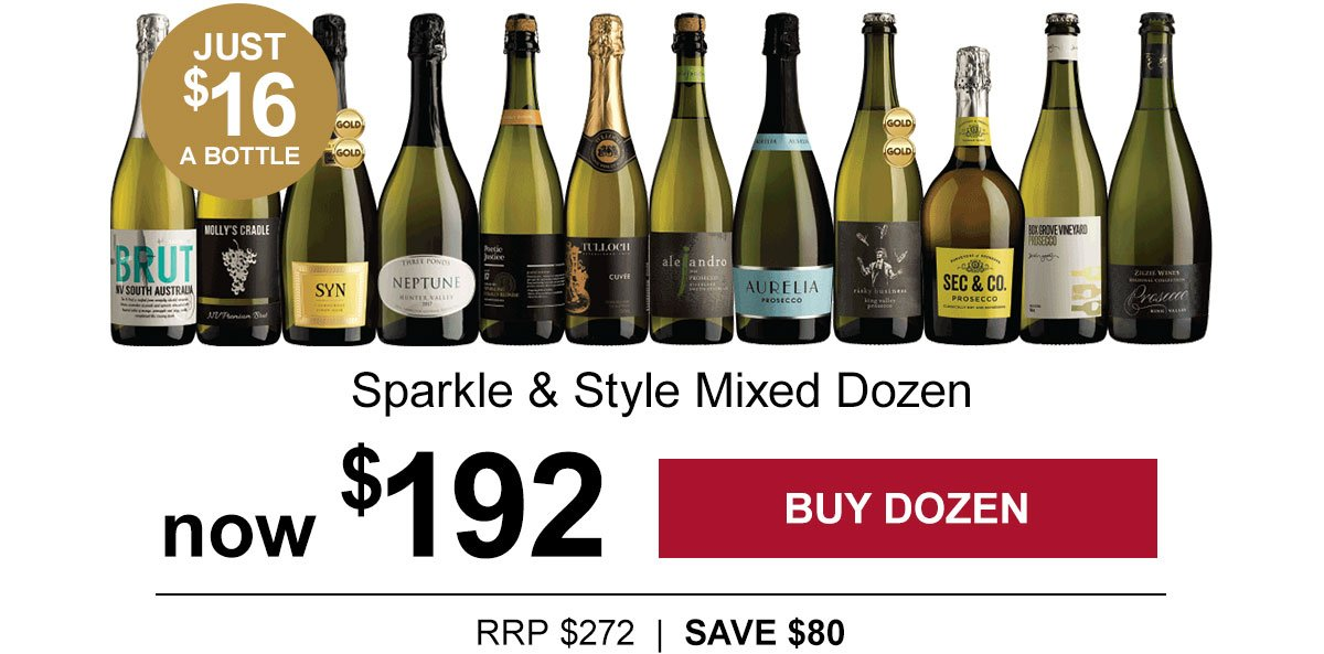 Sparkle & Style Mixed dozen $16 a bottle!