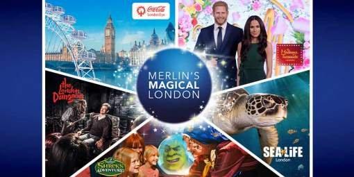 Merlin's Magical London Ticket