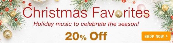 20% off Christmas Favorites Sale - Shop Now >