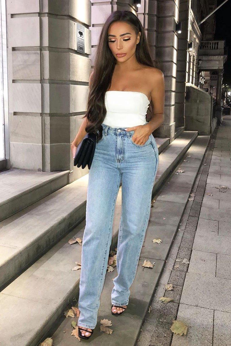 Blaise Straight Leg Jeans