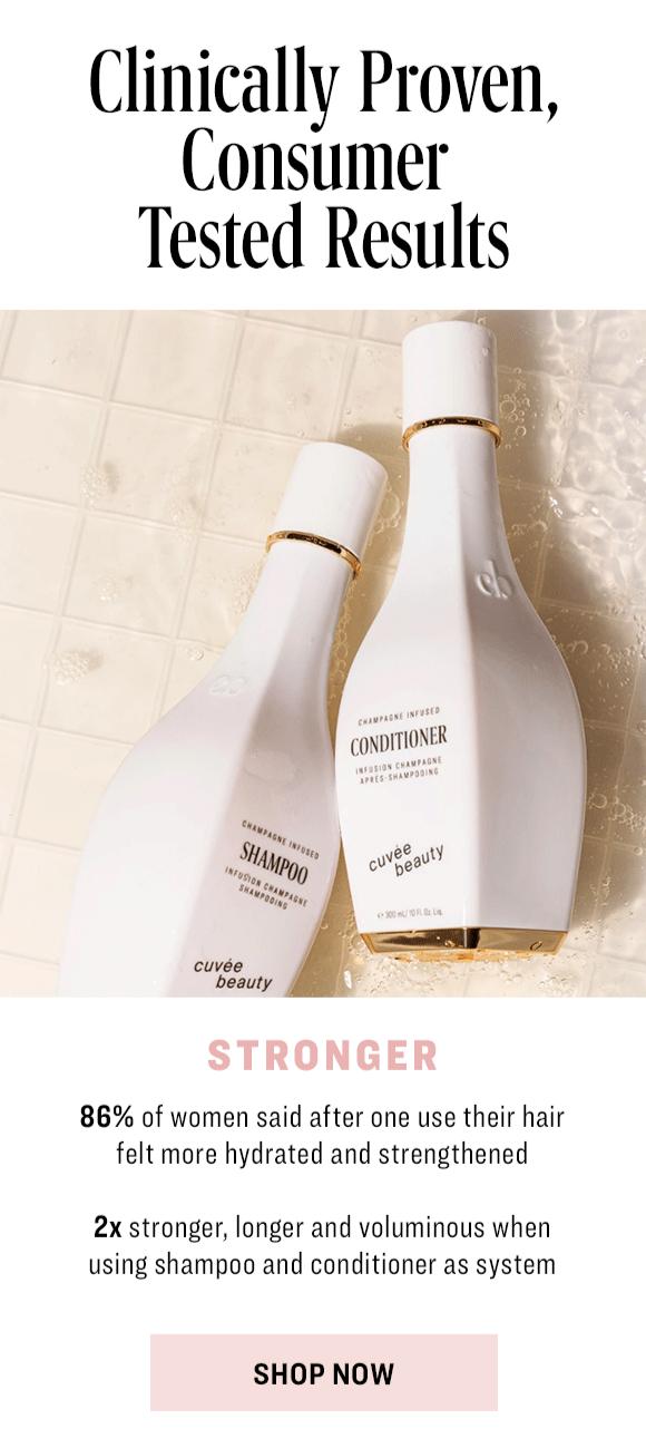 Clinically Proven Shampoo + Conditioner