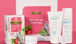 Free Beauty Box from Waitrose