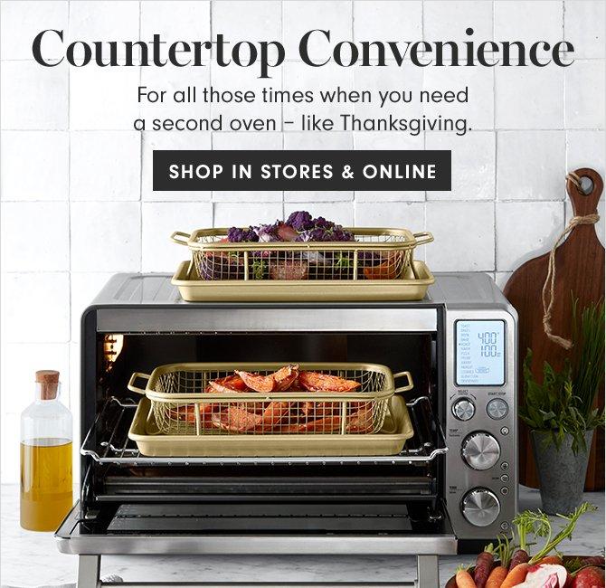 Countertop Convenience - SHOP IN STORES & ONLINE