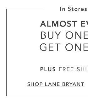 Shop Lane Bryant