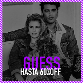 Guess hasta 60% Off