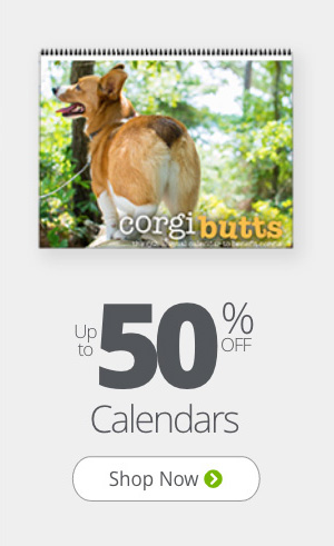 Up to 50% Off Calendars