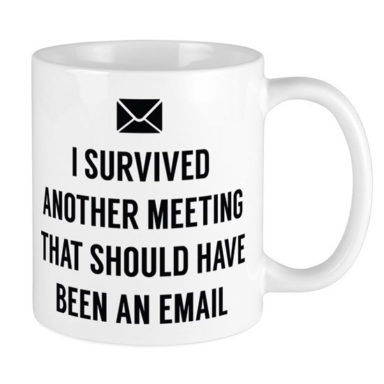 Office Humor Mugs