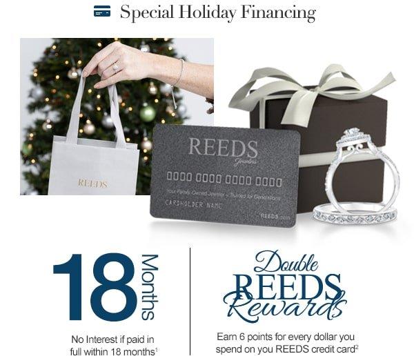 REEDS Credit Card