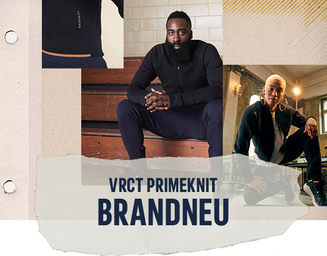 VRCT Primeknit – brandneu