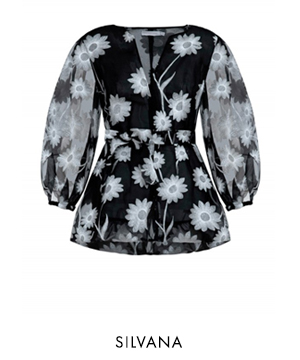 SILVANA Jacket - Shop Now