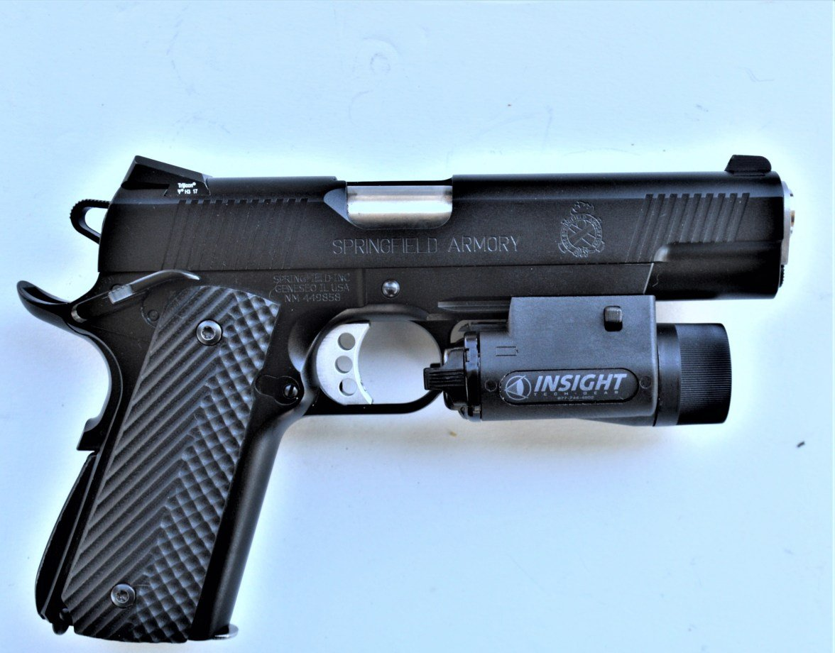 Springfield 1911 Loaded Operator