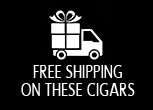 Free Shipping on these cigars