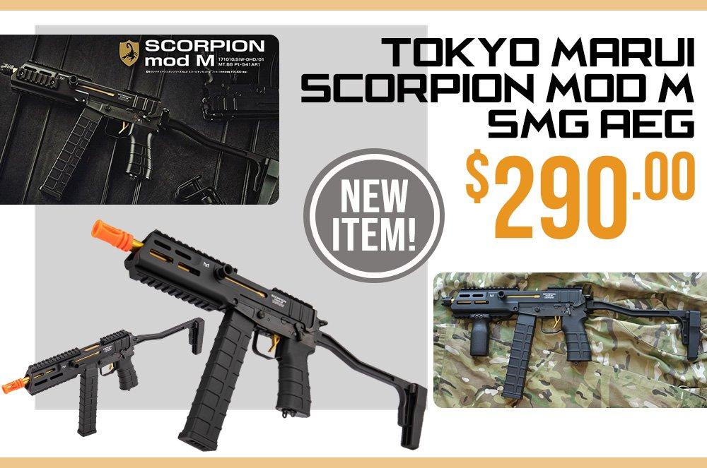 Tm Scorpion Mod M