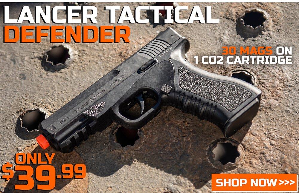 LT Defender Pistol