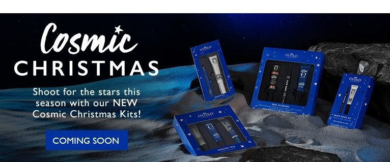 Cosmic Christmas Shoot for the stars this season with our NEW Cosmic Christmas Kits COMING SOON
