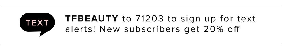 Text 71203 to sign up to text alerts