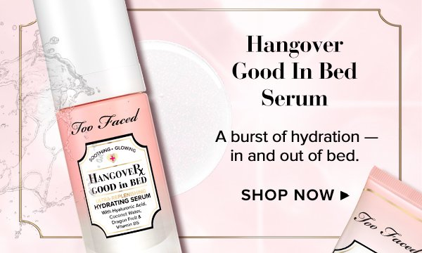 Hangover Good In Bed Serum