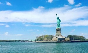 Boat Tour of Statue of Liberty
