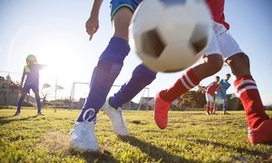 Up to 59% Off Soccer Clinic at i9 Sports