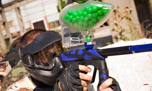 Up to 75% Off Outdoor Paintball