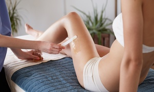 Up to 50% Off Chocolate Waxing at Heena's Threading Salon