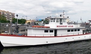 Up to 47% Off Full-Day Fishing Trip at Admiral Midnight