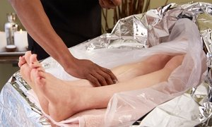 67% Off Body Scrubs and Infrared Body Wraps at Spa Space