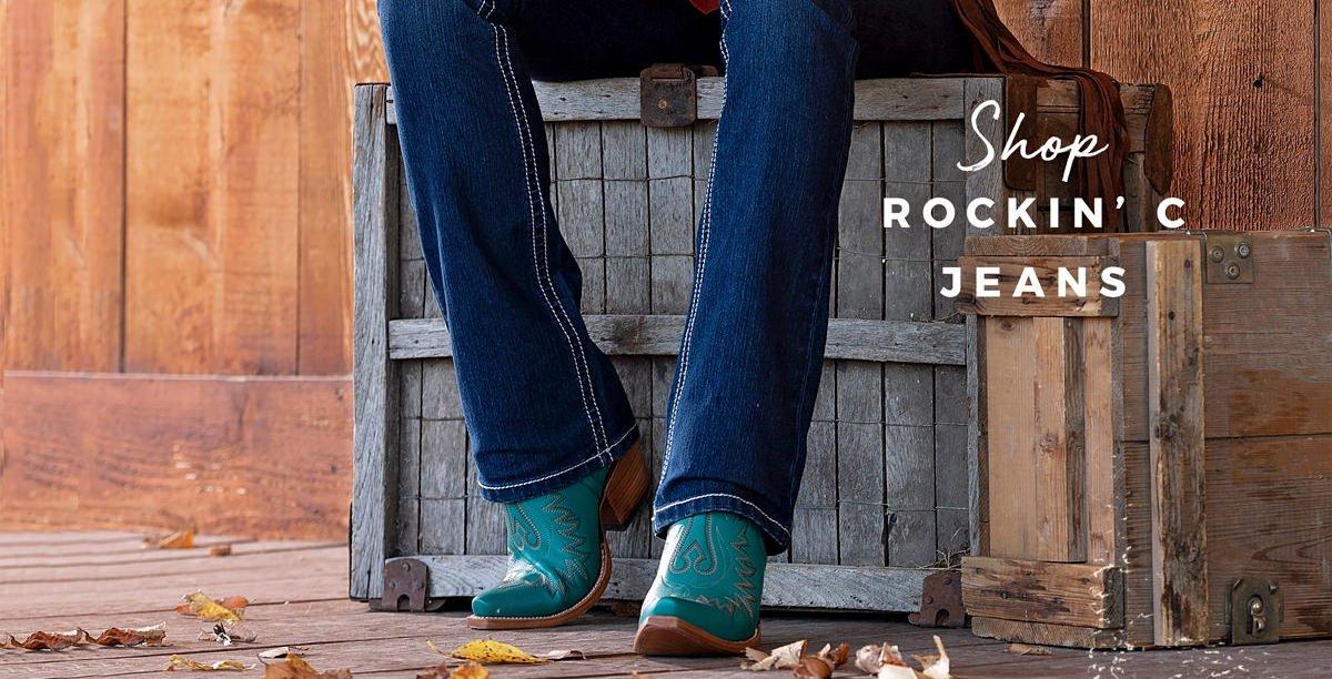 Shop Rockin' C Jeans