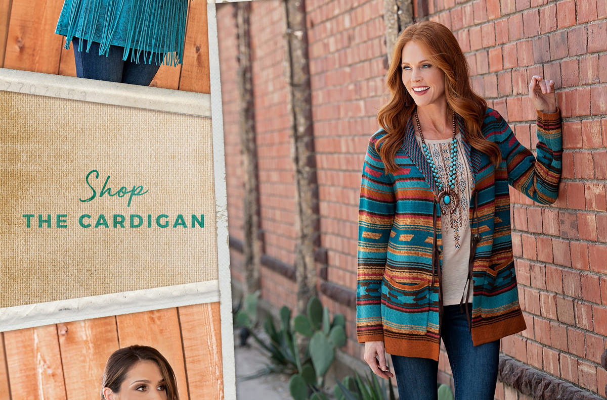 Shop the Cardigan